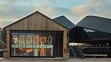 COS открыли магазин сновым концептом висторическом районе Лондона
