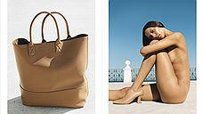 Обнаженные тела впервой рекламной кампании Bottega Veneta под руководством нового креативного директора