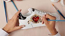 Dolce &Gabbana персонализируют аксессуары коДню влюбленных