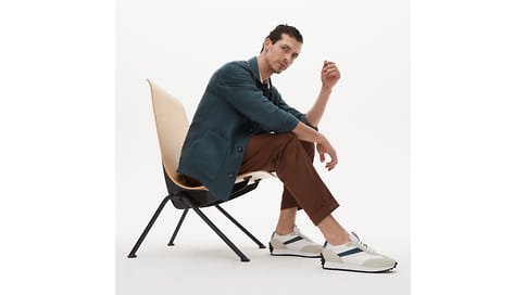Doucals представили новую линию casual кроссовок