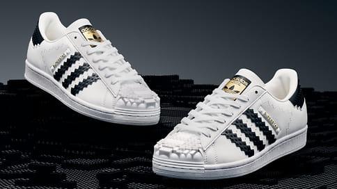 Adidas Originals и LEGO Group объединились