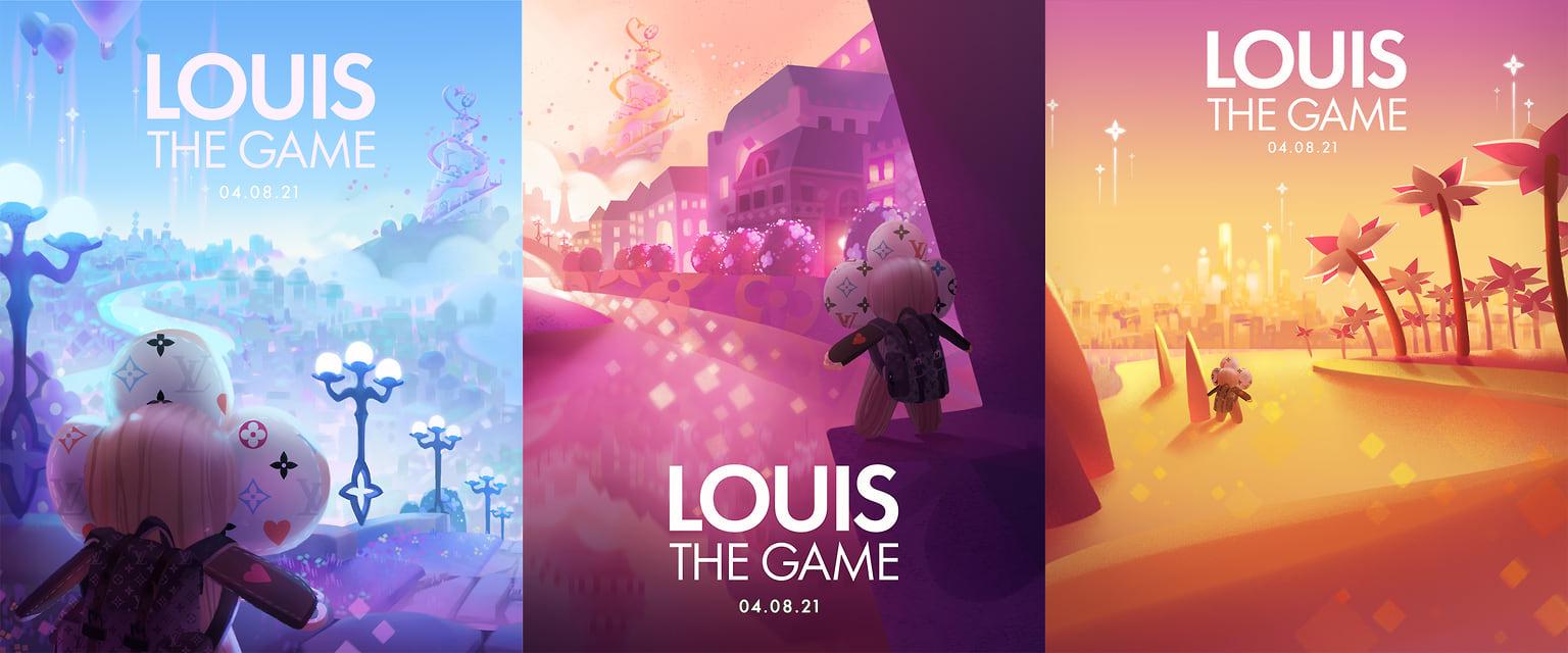 Игра к 200 летию со дня рождения основателя Louis Vuitton