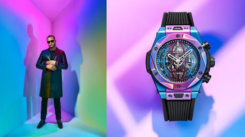 Hublot выпустила часы совместно с DJ Snake