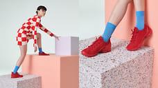 Ecco представила лимитированную коллекцию кроссовок