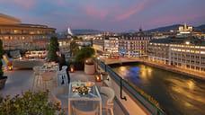 Mandarin Oriental Geneva: 5звезд иэкономия— это сочетается