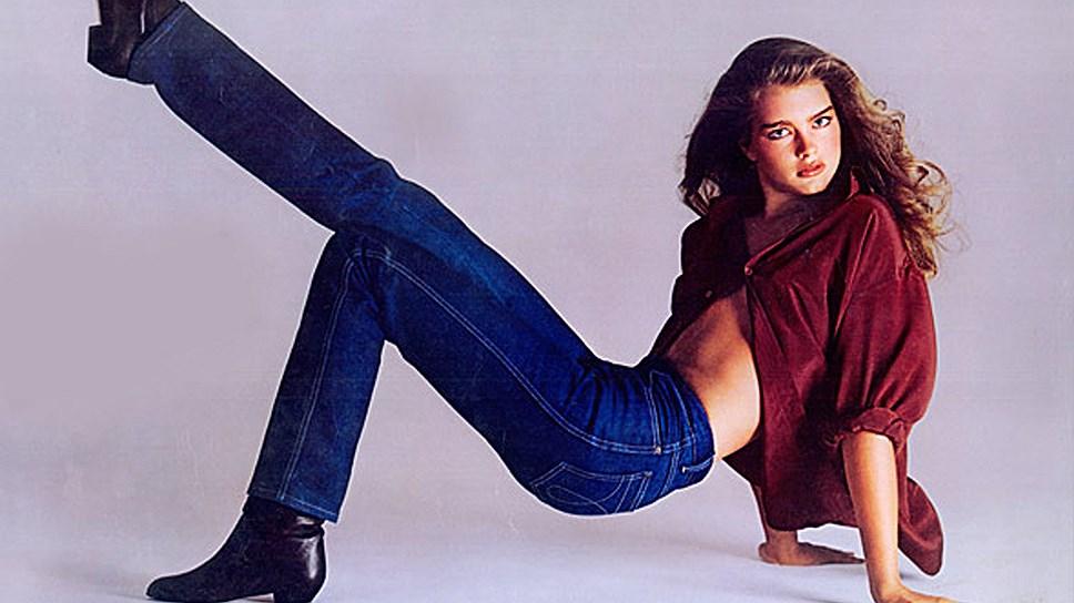Рекламная кампания Calvin Klein Jeans, 1980