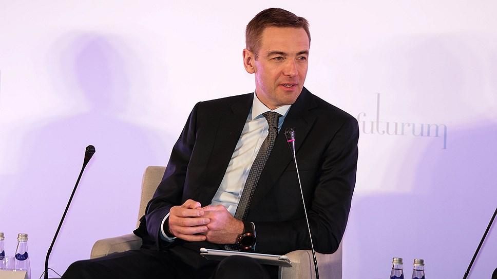 Cтатс-секретарь, заместитель министра промышленности и торговли РФ Виктор Евтухов на Fashion Futurum 2016