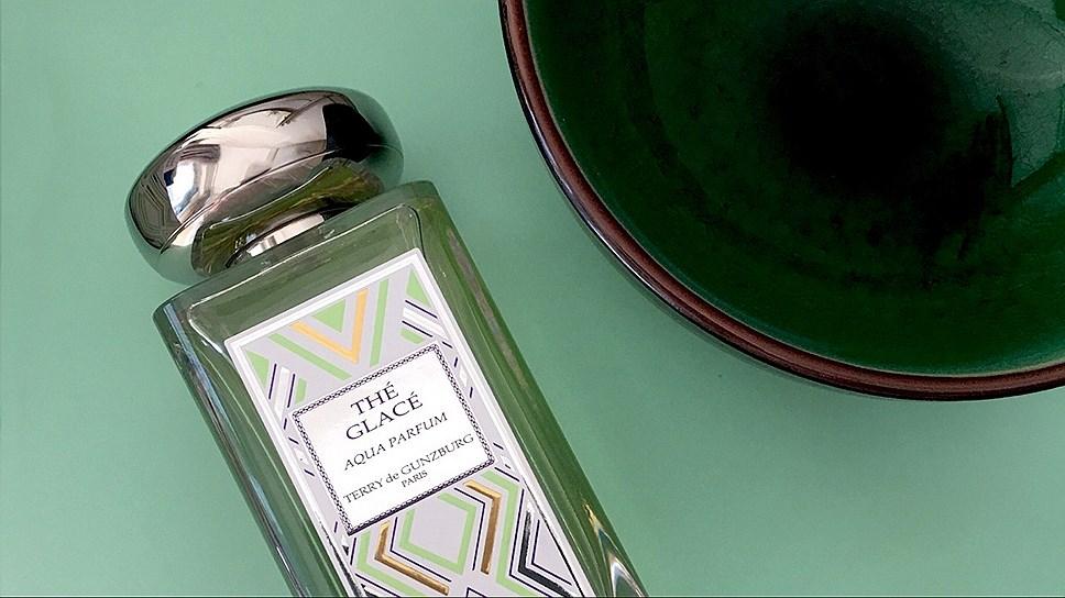 Аромат Thé Glacé Aqua Parfum, Terry de Gunzburg