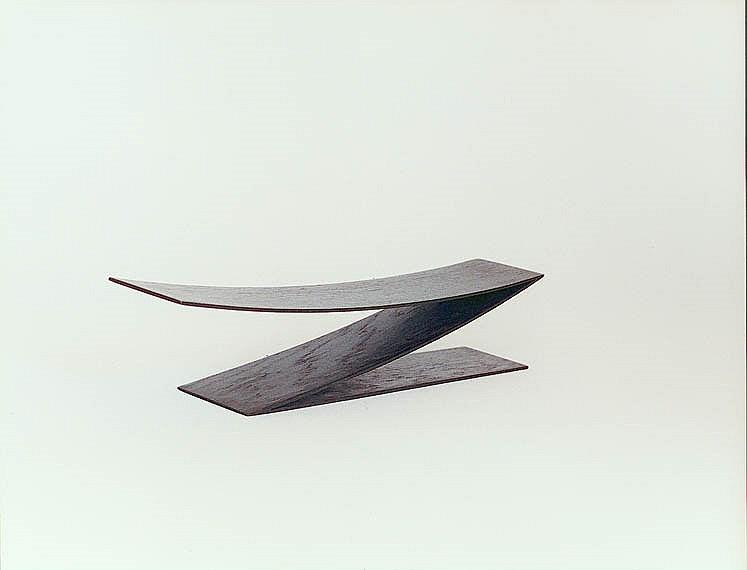 Headrest from Madama Butterfly designed by Robert Wilson