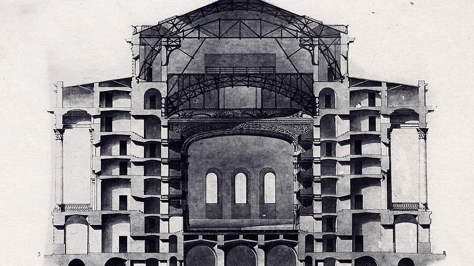 Александринский театр. Из прошлого в будущее