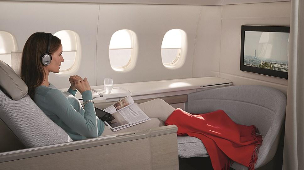 Air France Airlines, La Premiere