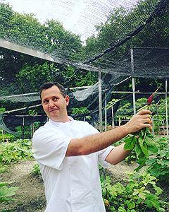 Майкл Маккалман, шеф-повар курорта Shangri-La