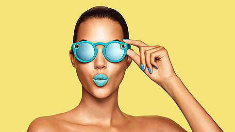 Snap на лицо  / Нужны ли вам новые очки Spectacles от Snapchat