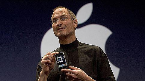 Обратный кадр  / Презентация первого iPhone в исполнении Стива Джобса