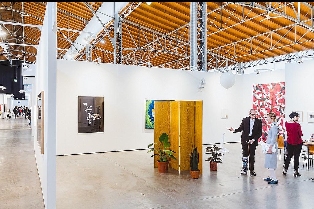 Международная ярмарка современного искусства viennacontemporary.