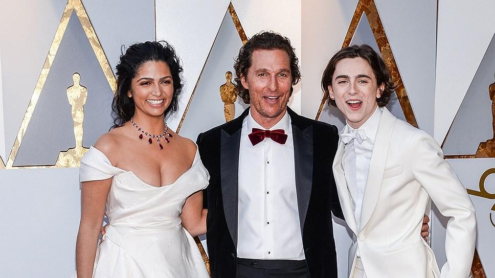 Оскар-2018: лучшие наряды