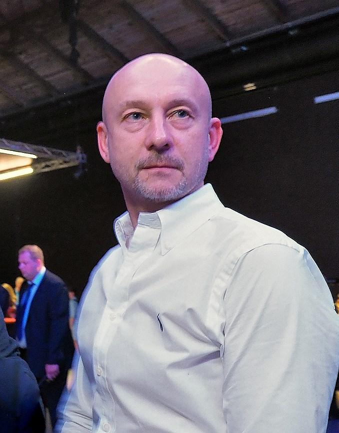 Генеральный директор АО «Коммерсантъ» Владимир Желонкин