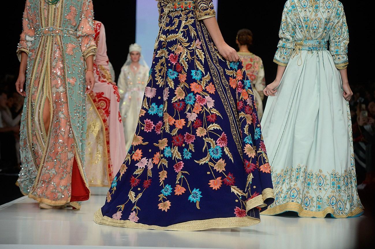 Восточный модный показ: коллекция Hany Elbehairy