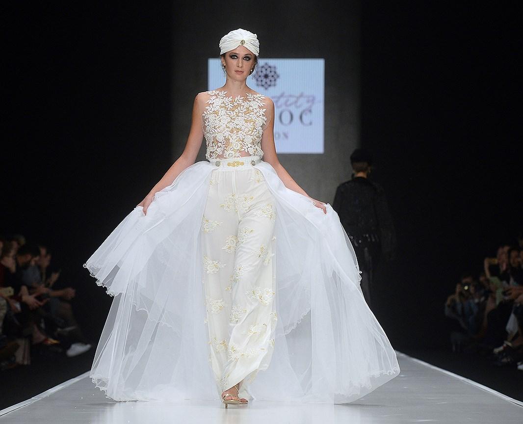 Восточный модный показ: коллекция ID Maroc