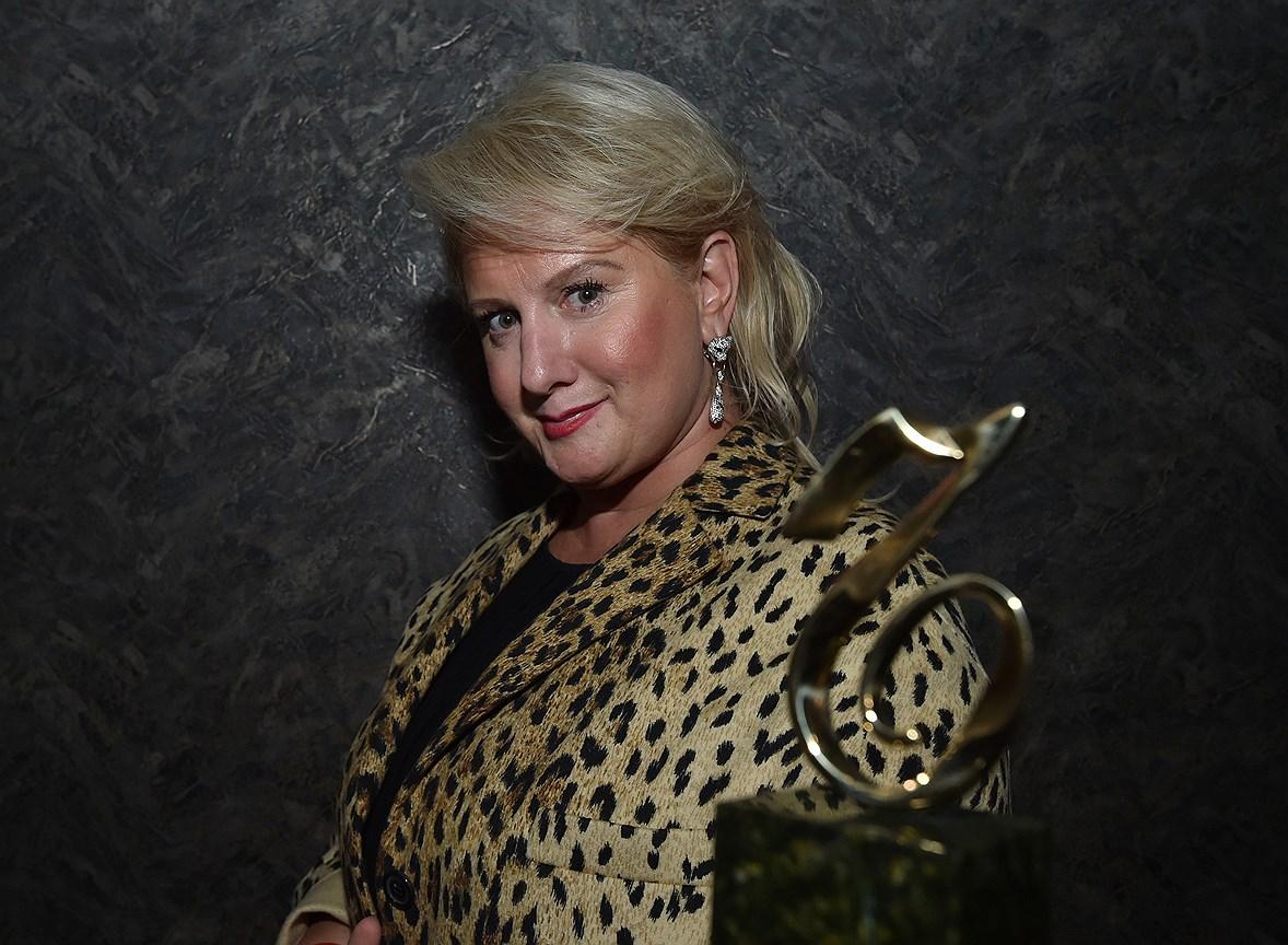 Генеральный директор компании Shiseido в России Хелен Исаакян