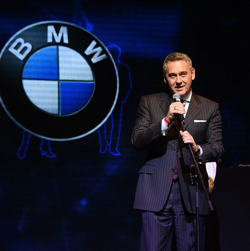 Президент и генеральный директор «BMW Group Россия» Штефан Тойхерт