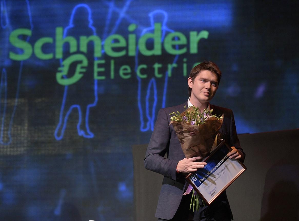 Директор по маркетингу АО «Шнейдер Электрик» Александр Заичкин
