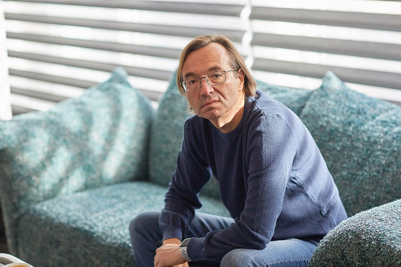 Композитор и пианист Игорь Рахельсон