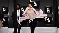 Леди Гага, Дженнифер Лопес иМишель Обама нацеремонии Grammy