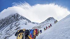 «Для покорения Эвереста не достаточно быть вхорошей форме»