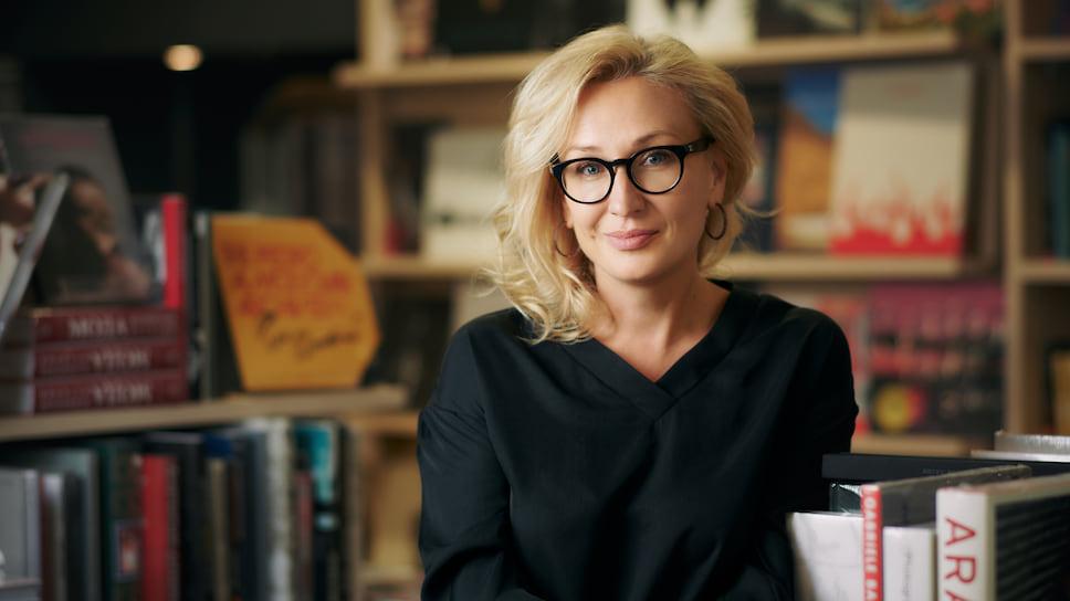Наталья Литвинская, главный куратор и основатель Центра фотографии имени братьев Люмьер
