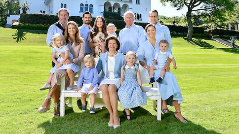 Королевский титул невмоде  / Внуки шведского короля Карла XVI Густава лишились титула Его Высочества