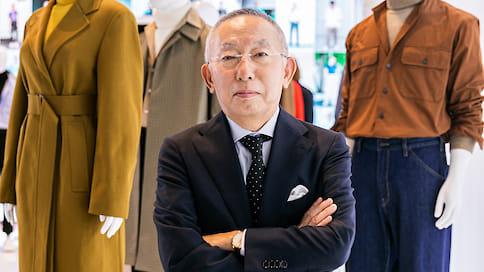 Курс набудущее  / Самый богатый человек Японии ивладелец сети магазинов Uniqlo Тадаси Янаи— оглобальном потеплении, sustainability илюбимом спорте