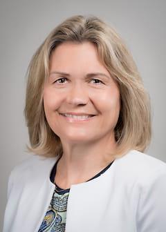 Директор по устойчивому развитию Procter & Gamble Виргини Хелиас