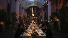 Сады удовольствий  / Театрализованная прогулка с сюрпризами по парку Трианона, коктейль в Оранжерее и иммерсивный ужин во дворце — как прошел запуск международной кампании #TeamUpforExcellence в Версале
