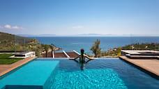 Медитации с видом на море  / Эгейское побережье зимой: уединение, морской воздух и спа-процедуры
