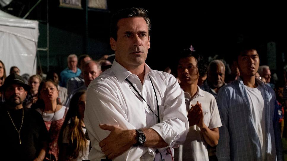 Исполнитель одной из основных ролей в «Деле Ричарда Джуэлла» Джон Хэмм — о работе с Клинтом Иствудом и мире фейк-ньюс