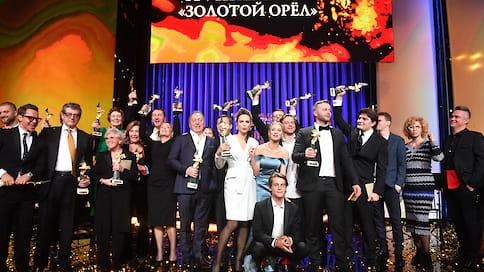 «Золотой орел— 2020»: Кристина Асмус, Вера Брежнева, Ингеборга Дапкунайте идругие  / Звездная дорожка кинопремии, церемония которой вэтом году прошла без ведущих