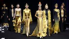 Коронавирус невмоде  / Шанхайская неделя моды перенесена из-за высокой заболеваемости вКитае