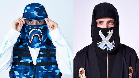 Примета времени  / Растет спрос на дизайнерские маски для лица