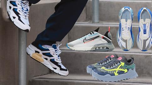 Какие кроссовки купить этой весной  / 11запоминающихся пар мужских кроссовок— выбор «Коммерсантъ Стиль»