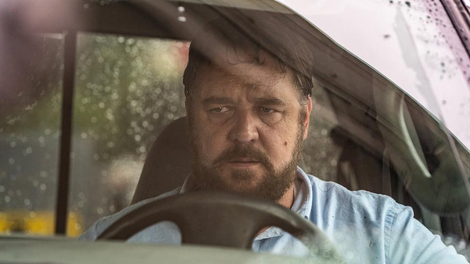 Кадр из фильма «Неистовый», режиссер Деррик Борте, 2020. Актер Рассел Кроу.