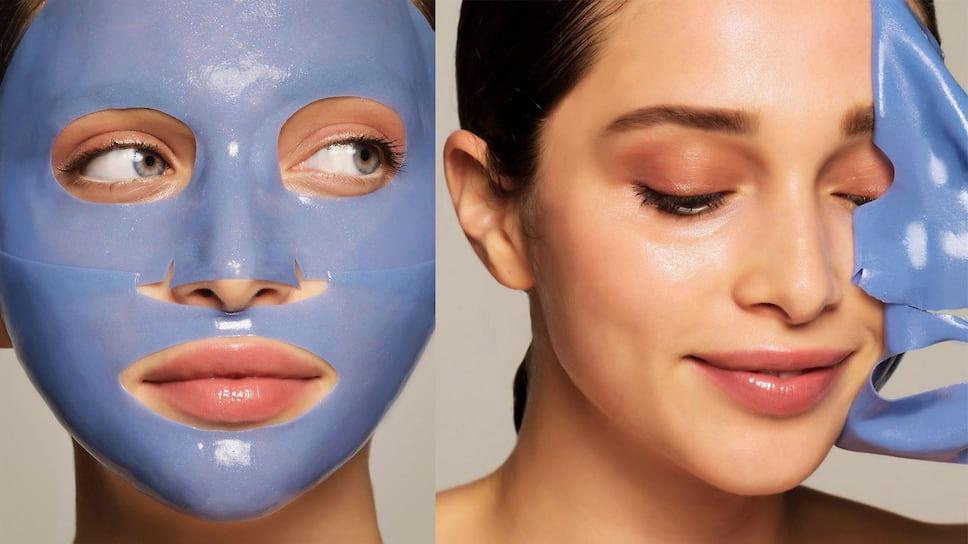 Тонизирующая маска для лица против отеков Sub Zero, 111Skin