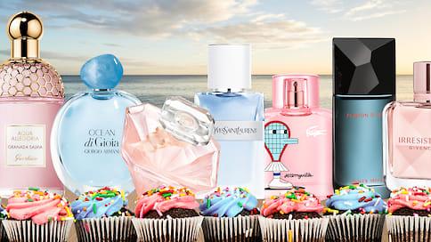 Фрукты, море, круассаны  / Какие ароматы помогут снастроением