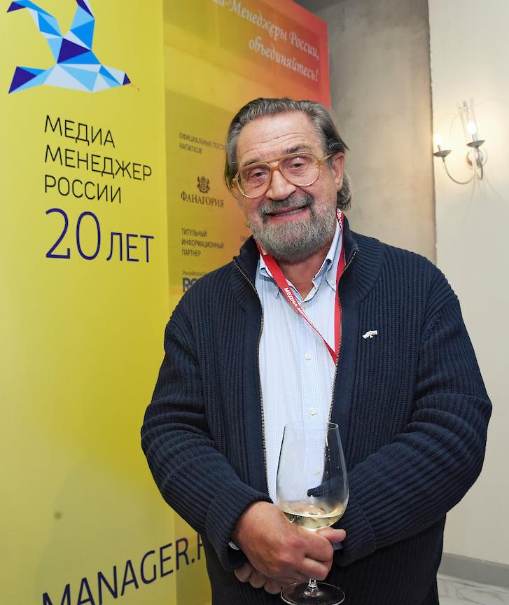 Член совета директоров латвийского банка Rietumu Александр Гафин