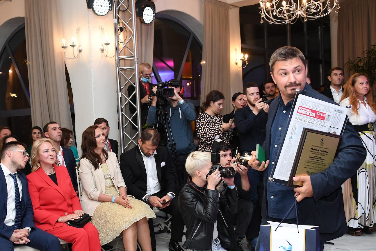 Заместитель генерального директора по производству АО «Сеть телевизионных станций» Максим Рыбаков