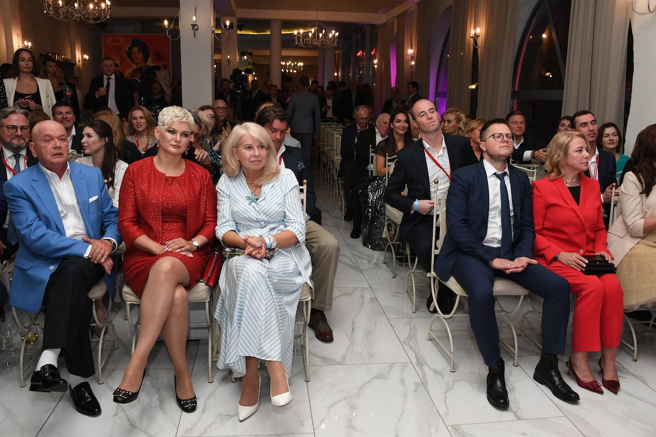 Гости церемонии вручения премии «Медиа-Менеджер России — 2020»