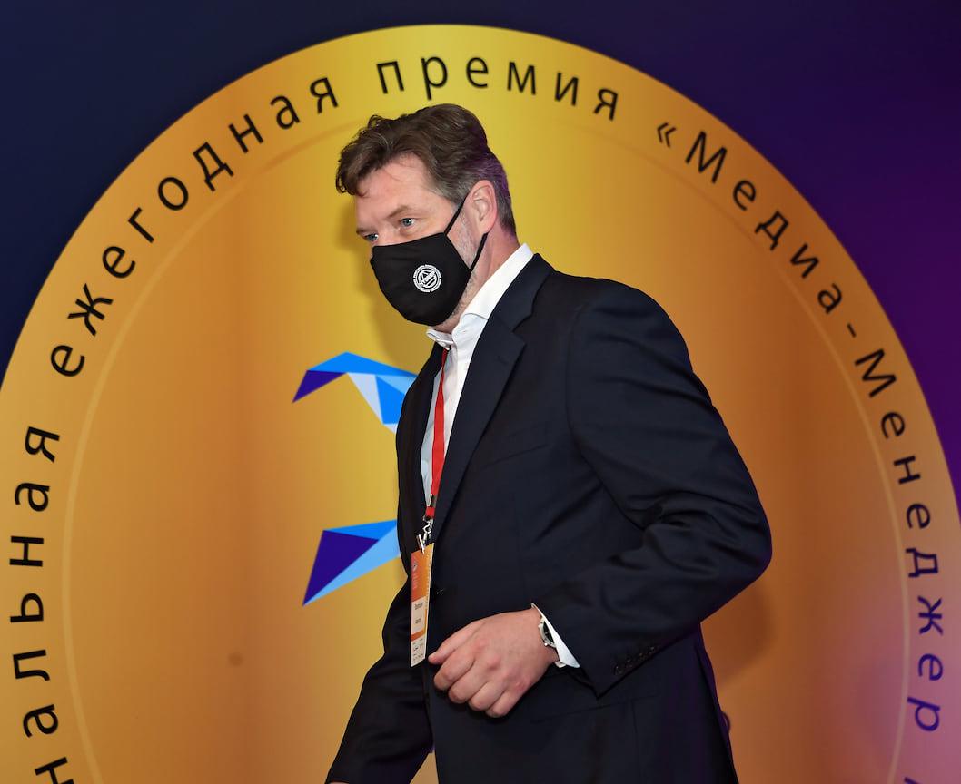 Главный редактор радио «Коммерсантъ FM»Алексей Воробьев