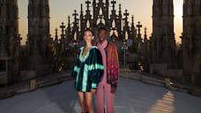 Гибридная неделя  / Прямая трансляция Миланской недели моды