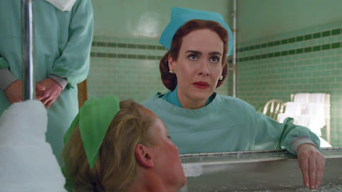 Медсестра Рэтчед: жертва или тиран  / Вышел один изсамых ожидаемых сериалов Netflix этого года