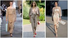 Третий Ренессанс  / Миланская неделя моды— Max Mara, Genny иEmporio Armani